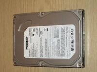 160GB IDE hard drive for sale