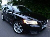 2009 VOLVO V50 D 136 LUXURY *LEATHER* BLUETOOTH* MANY EXTRAS V70 FORD MONDEO FOCUS