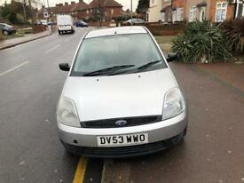 2004 Ford Fiesta 1.3 petrol 5 months mot and very very good condition any test