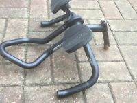 AERO AND TRI BARS FOR SALE. BARGAIN PRICE.