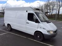 Sprinter Fridge-van for sell