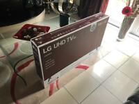 BRAND NEW/SEALED LG 43in 4K TV 43UK6300PLB