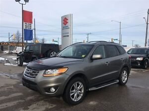 2011 Hyundai Santa Fe Limited w/Navi ~AWD ~P/H/Leather ~Power Su