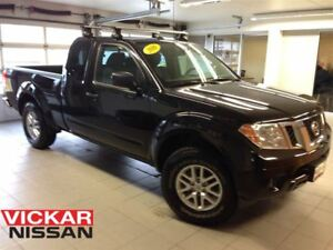 2016 Nissan Frontier SV PREMIUM/LOW LOW KMS/1 OWNER LOCAL TRADE!
