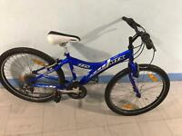 Children's Giant mountain bike