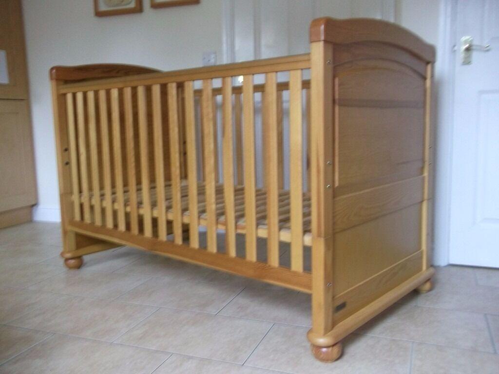 Mamas Papas Richmond Cot Bed In Gorleston Norfolk Gumtree