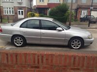 2003 Vauxhall Omega for Sale - Excellent Condition - Low Mileage