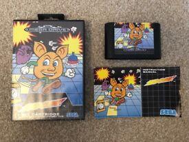 Sega Mega Drive Game Zoom