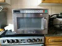 Panasonic catering micro oven