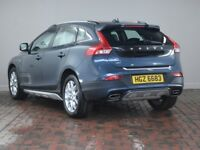 VOLVO V40 T3 [152] Cross Country Pro 5dr Geartronic Auto (blue) 2017