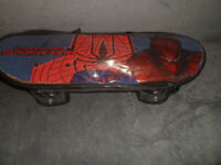 Kids's Spiderman skateboard from Disney Store up to 20kg