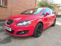 2012 62 Seat Leon 1.2 TSI Copa 12 Months MOT drives great bargain!