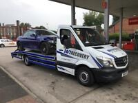 24 hour car breakdown recovery , car transport service, scrap vehicles collected for free, salvage