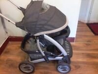 Mothercare used buggy from newborn to 3years