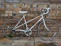 Ladies vintage road racer bike by Raleigh