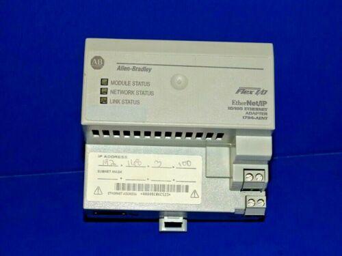 Allen Bradley 1794-AENT /A Ethernet/IP Flex I/O