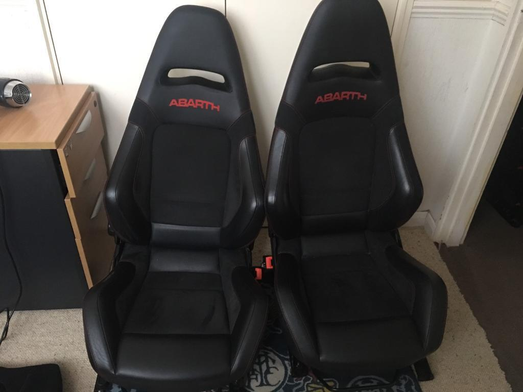 Fiat 500 Abarth Seats For Sale – My MARKeting Journey