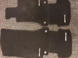 Mercedes Benz floor matts