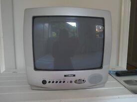"""Goodmans 14"""" CRT TV"""