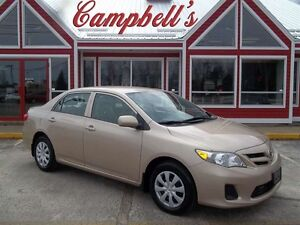 2012 Toyota Corolla CE !! YES AUTOMATIC!! YES AIR!! ONE OWNER!!