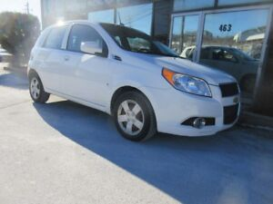 2009 Chevrolet Aveo AUTO HATCH W/ ONLY 97K - WOW!