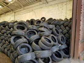 Wholesale Tyres Part worn nationwide delivery