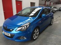 Absolutely Stunning 2014 Vauxhall Corsa VXR ONLY 37000 miles