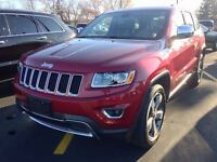 """2015 Jeep Grand Cherokee Limited - TEXT """"LOAN"""" 1-888-783-4066"""