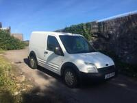 Ford transit connect new mot
