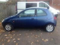 Ford ka 2008 model 39000 miles 2 lady owners from new