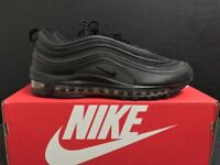 Nike Air Max 97 Premium SE Black Gold UK 9 and 8.5
