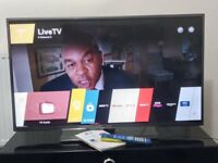 42INCH LG SMART TV WITH WIFI FULLY WORKING, CAN DELIVER