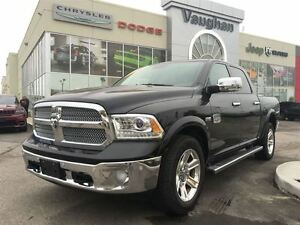 2016 Ram 1500 Longhorn - Crew Cab 4x4 - Loaded!!