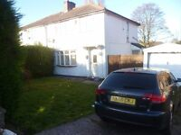 2 Bedroom House to Let Jockey Road Sutton Coldfield Available to RENT now 700 PCM