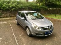 £20 wk great CONDITION!! vauxhall CORSA 1.4 petrol AUTOMATIC 2007 (07) NEW mot