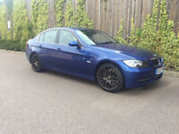 BMW 335D 3.0D + TWIN TURBO + REMAPPED + 2007 + PADDLE SHIFT + 128k F/S/H