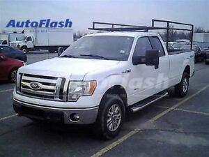 2011 Ford F-150 XLT Super-Cab 3.5L Ecoboost HD Boite-8'-Box