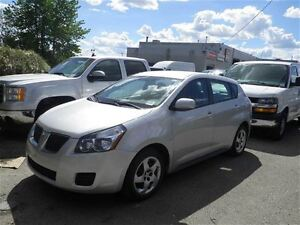 2010 Pontiac Vibe Cloth | PL/PW/PM | AC | Cruise Control