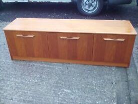 Teak sideboard/storage unit