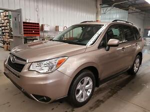 2014 Subaru Forester 2.5i Convenience / Commodité  BAS KILO