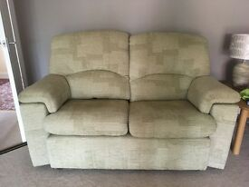 G Plan 2 seater sofa like new