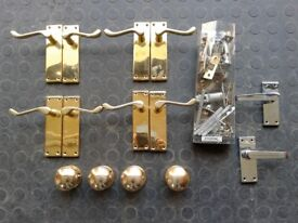 job lot internal door fittings