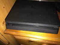 Playstation 4 slim 500GB for sale