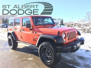 2015 Jeep WRANGLER UNLIMITED SPORT 4X4 w/ all-terrain tires | af