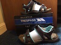 Serac - Female Walking Sandals Size 5UK