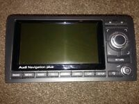 Audi sat nav rns-e rnse a3 a4 s3 rs3 with codes