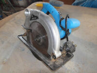 Circular Saw 240 volts ( Used )