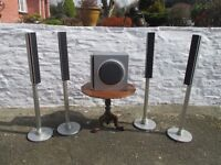 5.1 Sony Surround Sound System