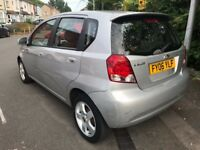 Automatic ** 2006 Chevrolet Kalos 1.4 SX Auto - Only 63,000 miles *New MOT** - Parking Sensors***