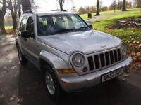 JEEP CHEROKEE 2.8 CRD Sport 5dr FULL SERVICE HISTORY = LOW INSURANCE AND LOW ...